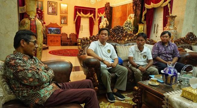 Liga Bulkiyo Dikukuhkan WHAF di Sumatera Barat