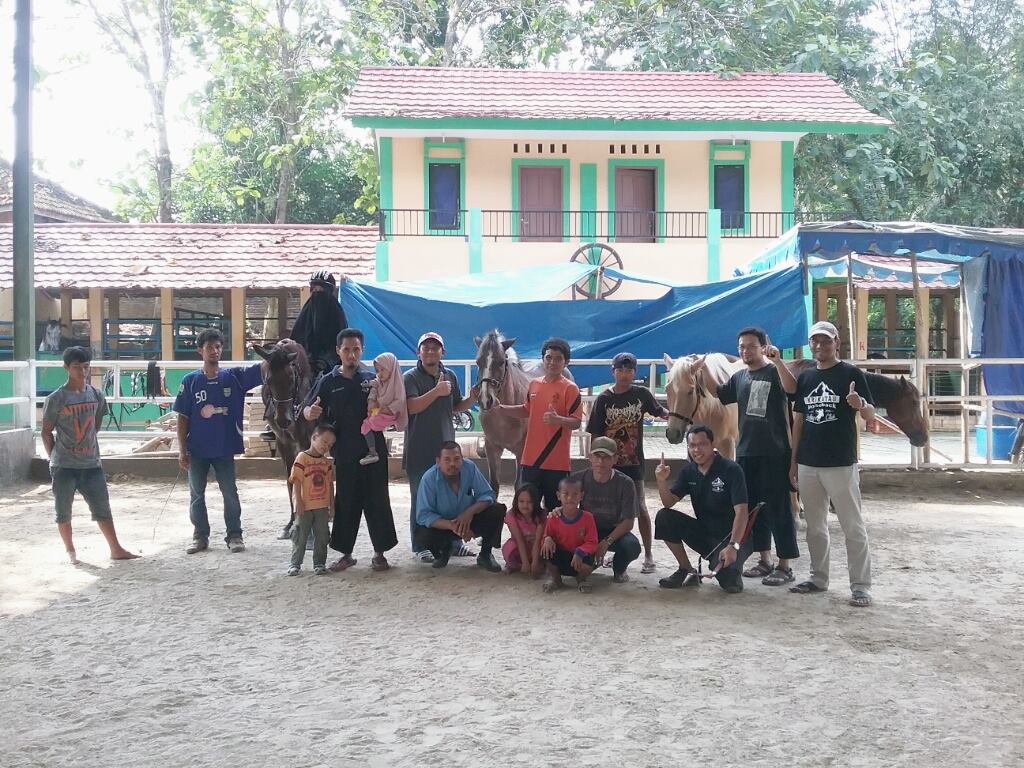 Gathering Krakatau Horseback Archery Club (KHAC) - KPBI Cilegon