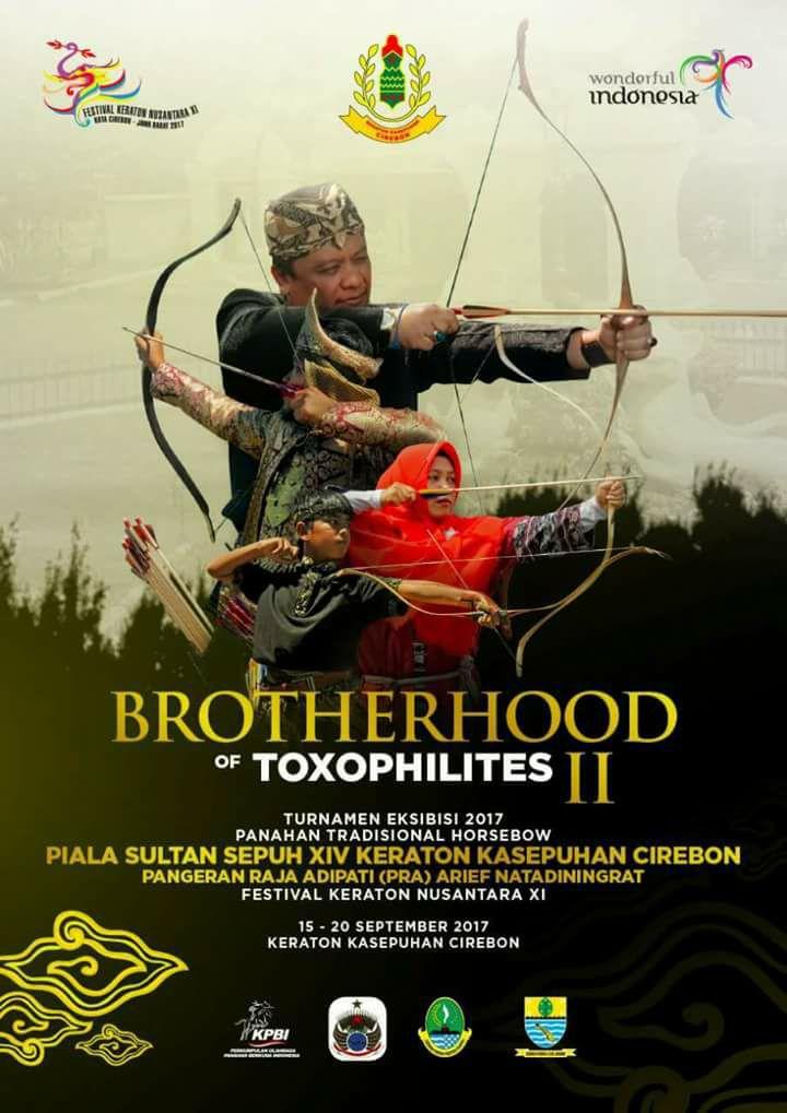 Turnamen Eksibisi Panahan Traditional Horsebow 2017